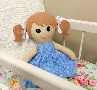 Custom Made Doll - Big Sister Doll