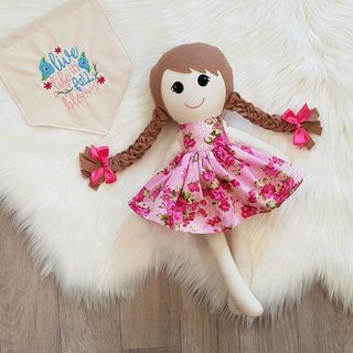 Custom Made Big Sister Doll