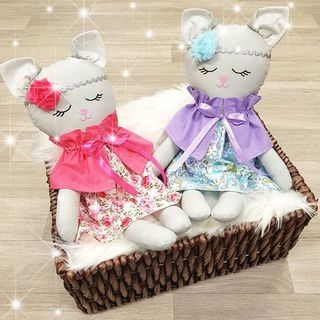 Custom Made Kitty Cat Doll